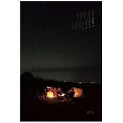 "[BTS] ""YOUNG FOREVER"" Special Album (Night Ver.) 2CD+P.Book+Card+POSTER"